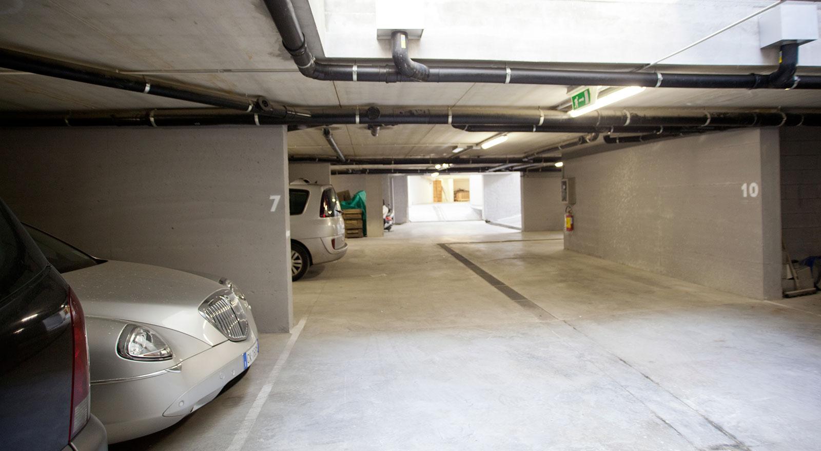 Hotel con parcheggio a rimini miramare terminal palace spa - Garage sotterraneo ...